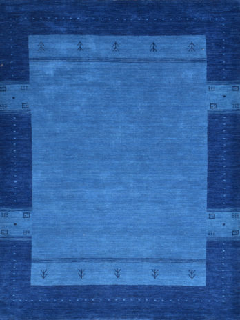 GABBEH 2000 K1093 BLUE