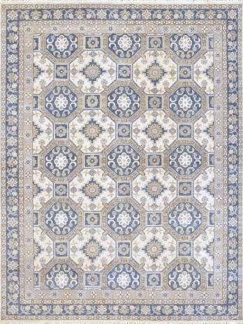 TURKESTAN SULTANABAD IVORY / BLUE