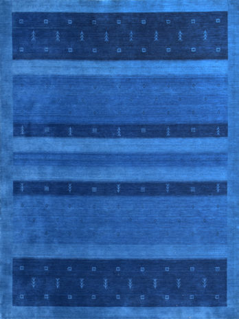 GABBEH 2000 K1094 BLUE