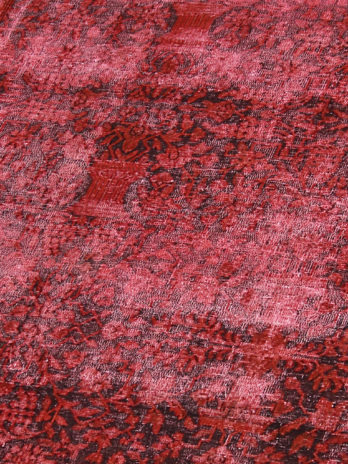OVERDYED OVEDY RED
