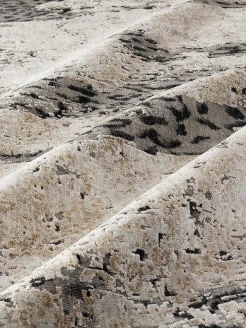 SAFARI SNOW LEOPARD (KRP04) GREY / BEIGE
