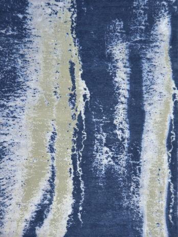 WINDSOM OC104 DARK BLUE / IVORY