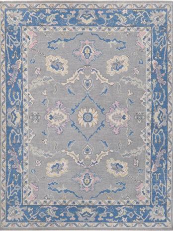 BODRUM OUSHAK SC065 SILVER / BLUE