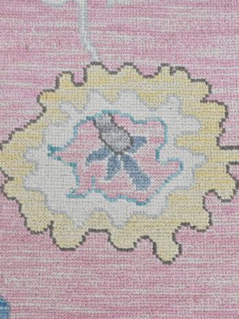 BODRUM OUSHAK SC066 PINK / IVORY