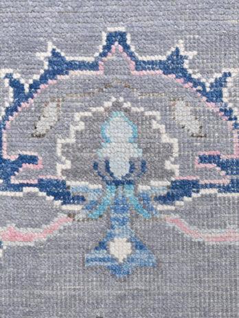 BODRUM OUSHAK SC092 GREY / IVORY