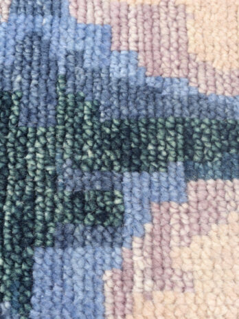 NOMAD UNYKO BEIGE / DARK BLUE