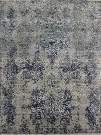 CANVAS ART WOOL / VISCOSE ID502 NATURAL / WHITE