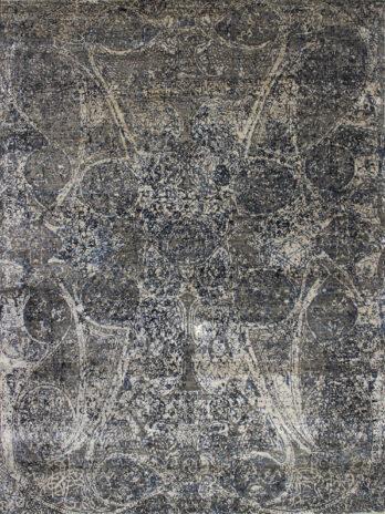 CANVAS ART WOOL / VISCOSE ID503 NATURAL / WHITE