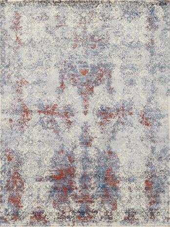CANVAS ART WOOL / VISCOSE ND-04 NATURAL / WHITE