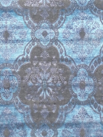 NEO VILLA COLLECTION 9412- DARK BLUE / BLACK