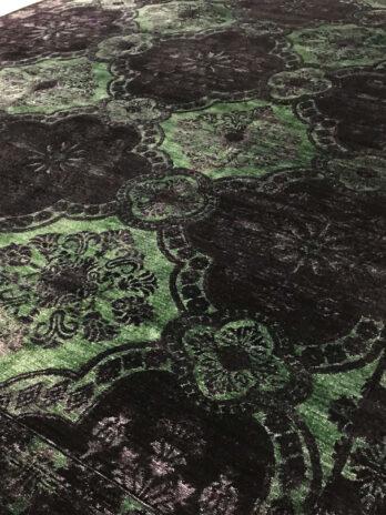 NEO VILLA COLLECTION 9412- BLACK / GREEN