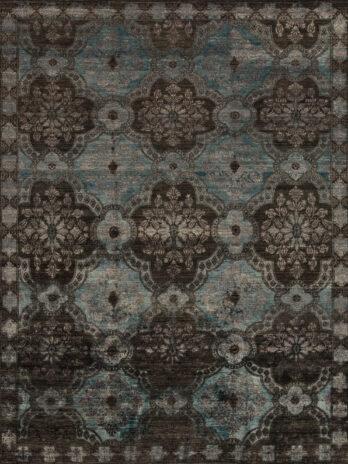 NEO VILLA COLLECTION 9412- BLUE / BLACK